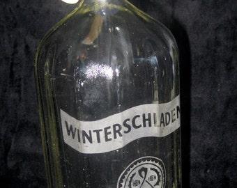 Vintage German Seltzer Bottle
