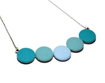 Something Blue Presidio Necklace