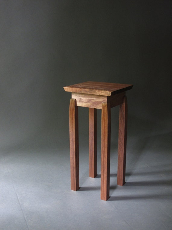 handmade end tables accent table small end table handmade custom wood furniture 6373