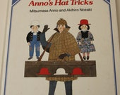 Anno's Hat Tricks, Mitsumasa Anno picture book, 1985 UK first edition