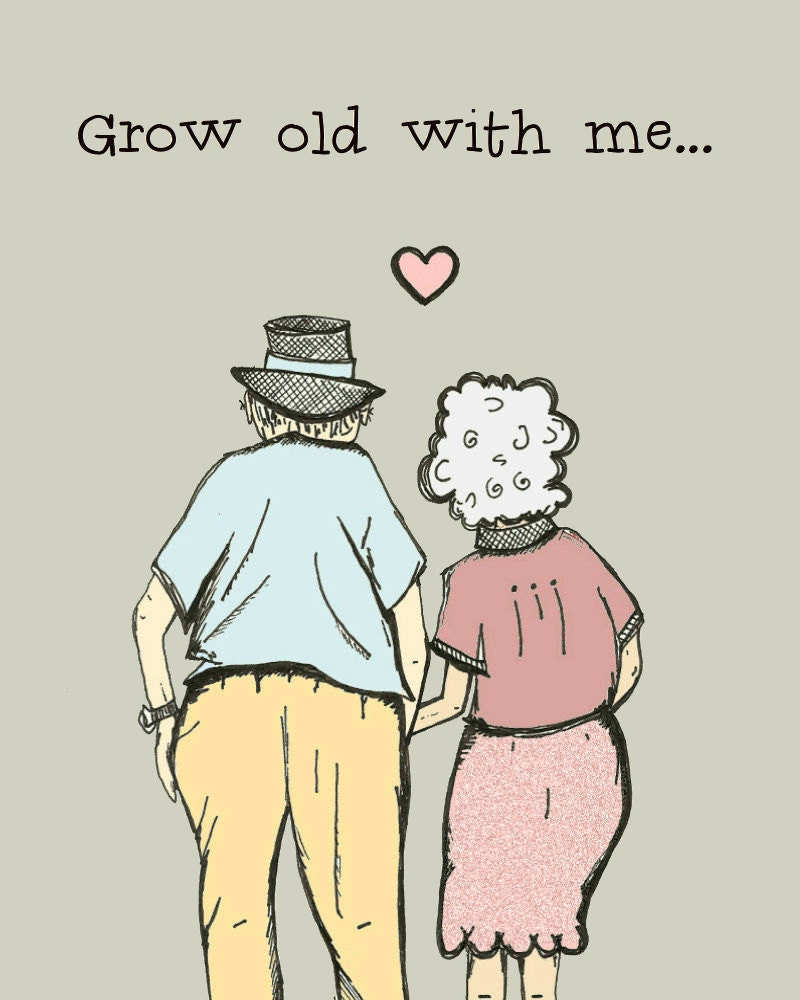 Funny Wedding Anniversary: Anniversary Quotes For Older Couples. QuotesGram