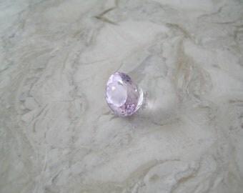Genuine  Oink Kunzite Oval Loose Stone 15.45 Cts., Origin Patroke