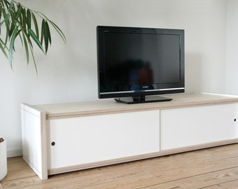 Cabinet system cable-audio furniture