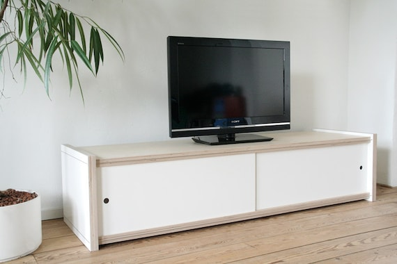 Items similar to Cabinet system cableaudio furniture on Etsy -> Meubles Tv Originaux