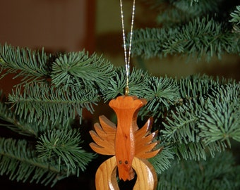 LOBSTER CHRISTMAS ORNAMENT   For the seafood lover!