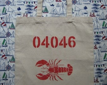 Large Zip Code Wedding Welcome Bags