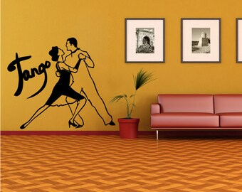 Vinyl Wall Decal Sticker Tango OSMB579s