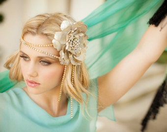 Water Lily,  Headpiece