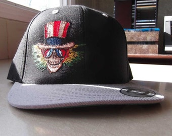 Psycle Sam Snapback Grateful Dead Hat