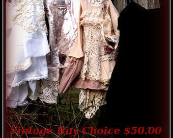Gift Card from Vintage Buy Choice, Christmas, Birthday, Mother's Day, Graduation