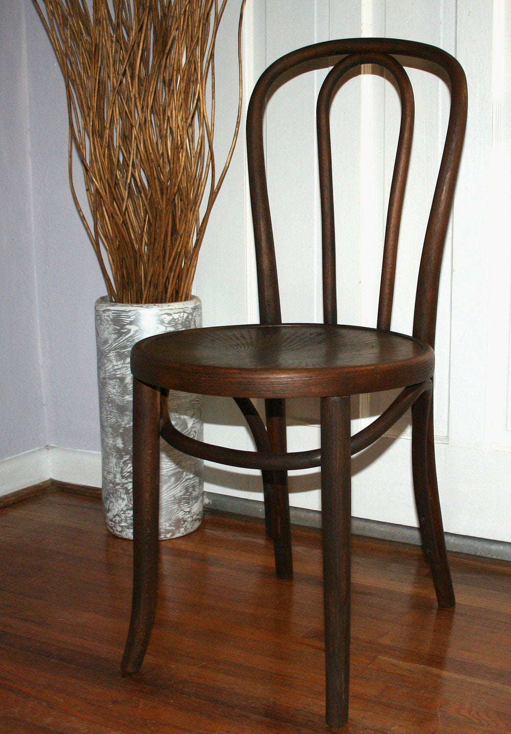 Antique Thonet A18 Bentwood Vienna Cafe Side Chair No 18 Press