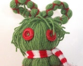 Christmas Yarn Cat Allisson