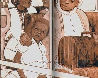 Jafta The Journey  Hugh Lewin Second Edition Lisa Kopper Illustrations Hardcover Children's Book South Africa