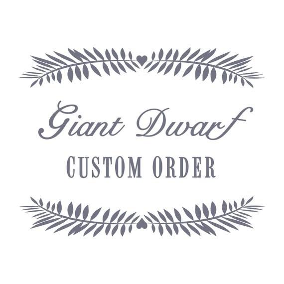 Custom Order For MalloryMakesThings