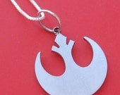 Small Rebel Insignia Necklace