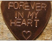 Forever in My Heart by Jean Skipper - Photo Post Card and Miniature Art Print with Envelope