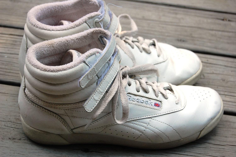 Hi Top White Tennis Shoes For Men