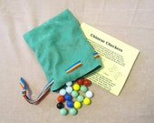 Replacement Marbles for Chinese Checker Boards