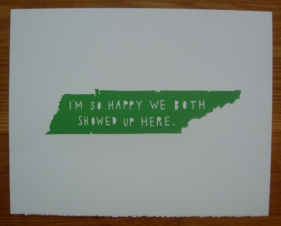 TENNESSEE--I'm So Happy