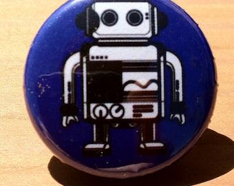 ROBOT -  Button, Magnet, or Bottle Opener