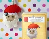 Father Christmas Mini Kit