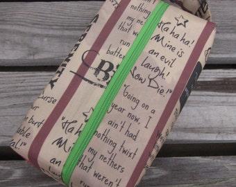 Firefly Box Bag -- Go Browncoats