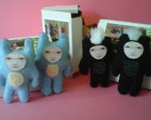 Melancholia Woodsie Edition (series 2) Mini Plush
