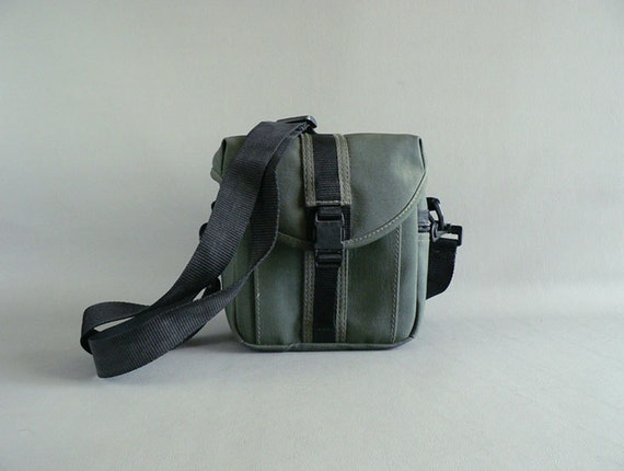 Canvas Soft Side Camera Bag