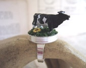 Dairy COW adjustable RING