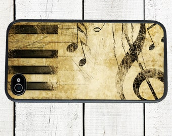 iphone 6 case Music iPhone case, fits iPhone 4, 4s, - iPhone 5 Case - Galaxy s3 s4 s5