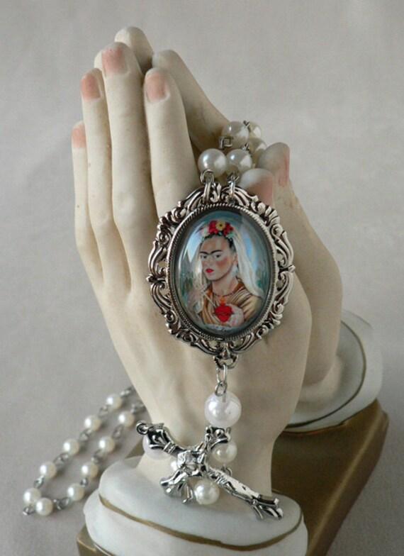 St Frida Rosary