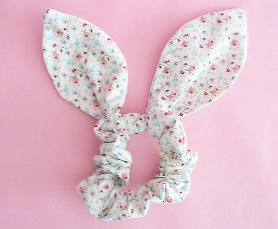 Dolly Bow Scrunchie-Country