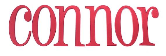 Custom Wooden Letters for Meghan - 10 inch