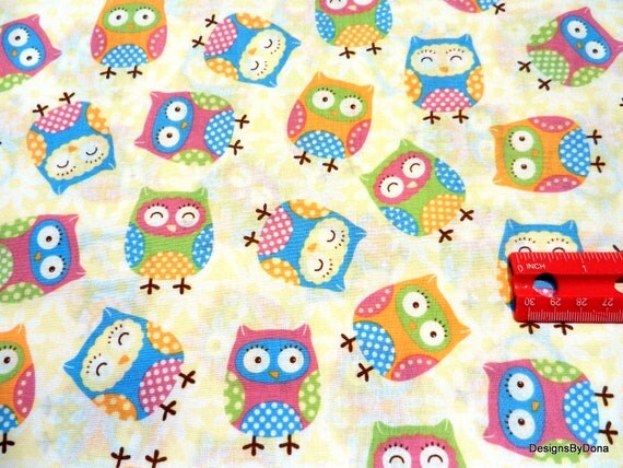 Clearance sale one half yard cut quilt fabric cute for Clearance craft supplies sale