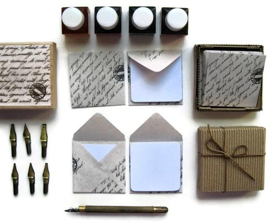 Handwritten - Mini Stationery Set