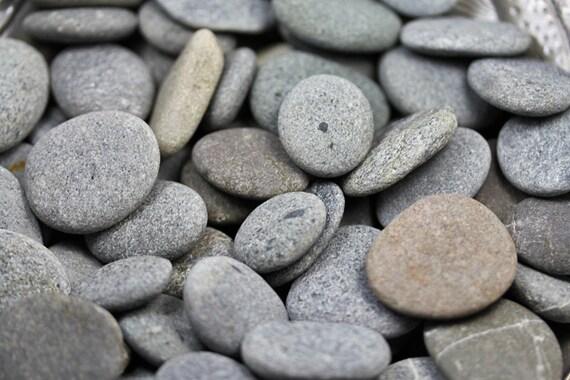 Alaska River Stones, 90 River Stones Guest book alternative