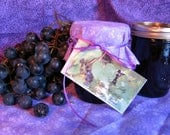 Low Sugar Grape Jelly From My Own Maine Concord Grapes 2014