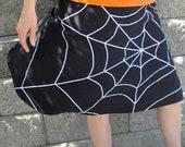 Womens' Spiderwebby Skirt