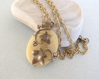 Aragonite Necklace