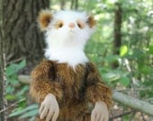 Sly, The Weasel, a PDF sewing pattern, digital download