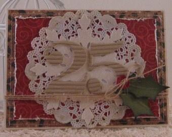 December 25 - Card and Envelope