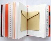 Wanderlust - Travel Journal - 4.5 x 6 inch - Mixed Paper Journal