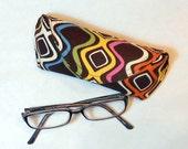 Eye Glass Case or Sun Glass Case - Wave Length