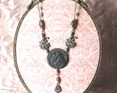 Reserved For Alicai Necklace-Autumn in Rome