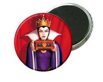 Snow White Evil Queen Magnet