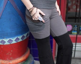 Rider Devi Yoga Pants in Organic Cotton