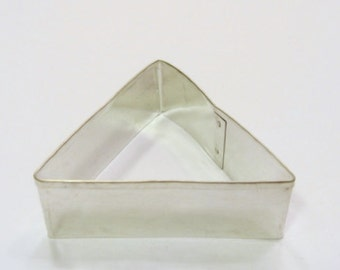 Triangle  2.75 inch Cookie Cutter
