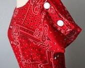 bandanna dress M/L