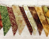FREE SHIPPING limited time-Elegant Autumn Bunting