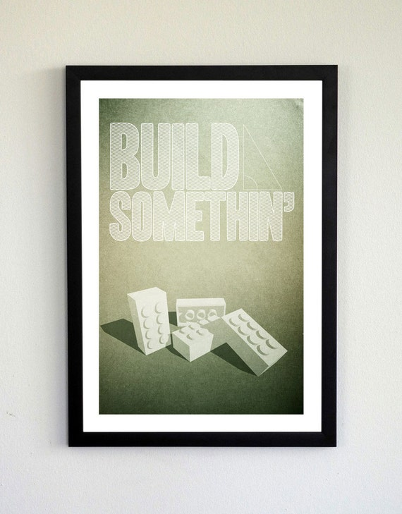 Build Somethin' poster